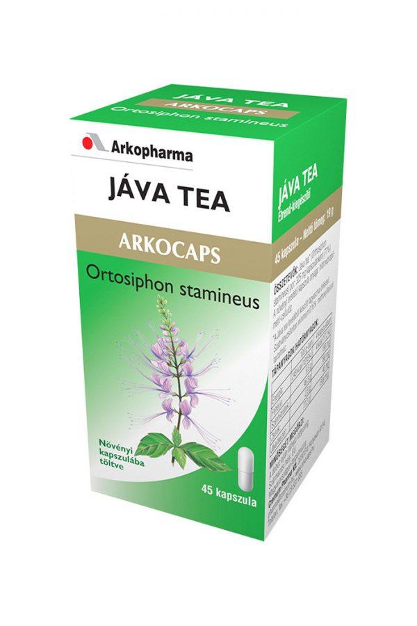 Arkocaps Java teat