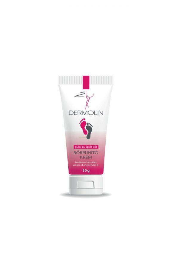Dermolin bőrpuhító krém