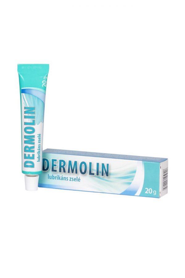 Dermolin lubrikáns zselé