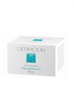 Dermolin szemránckrém