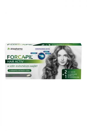 Forcapil HAIR ACTIV 90x